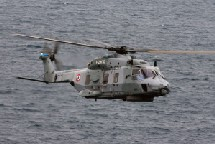 Saudi Arabia will buy 142 helicopters from France, including 64 NH-90 helicopters such as the one shown here, as well as tanker aircraft and other weapons in the largest arms export deal ever signed by France