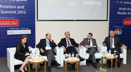 Charjah accueille la 2ème édition du sommet arabe de l'aviation et des médias