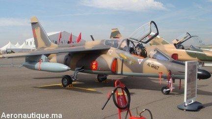 Alpha jet - Maroc