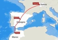 Solar Impulse décolle demain vers le Maroc