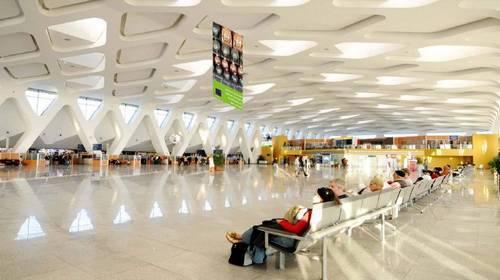 Aéroport de Marrakech-Menara: Baisse de 7% du nombre de passagers en Avril dernier
