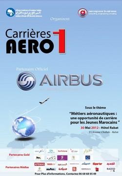 Carrières AERO1: une journée d'études sur les opportunités de carrière en aéronautique pour les jeunes Marocains