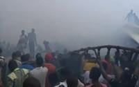 Un avion de ligne s'écrase au Nigeria avec 153 passagers à bord
