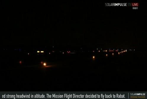 Solar Impulse contraint de faire demi-tour sans atteindre Ouarzazate