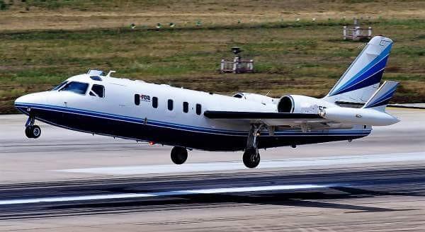 Philippines: Un avion de type Westwind affrété pour une évacuation médicale prend feu