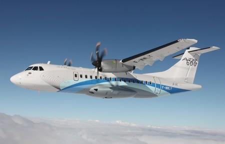 L'ATR 42-600 certifié par l'Agence Européenne de la Sécurité Aérienne