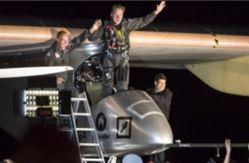 Solar Impulse entame ce vendredi son vol de retour vers la Suisse