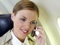 Telephonez en vol, c'est possible.