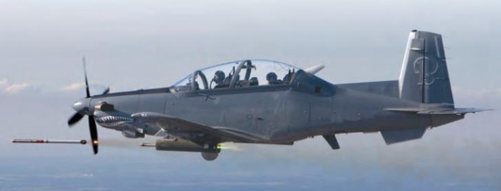 La Tunisie modernise sa flotte aérienne d'entraînement et de surveillance des frontières