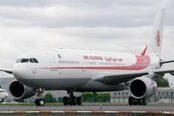 Dérapage d'un avion d'AlItalia à l'aéroport Mohamed Boudiaf