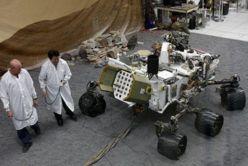 Curiosity arrive sur Mars