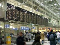 Trafic en hausse dans les aéroports européens