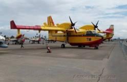 Le Maroc prête deux avions bombardiers d'eau à l'Espagne