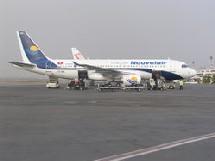 Un avion de Nouvelair perd une roue