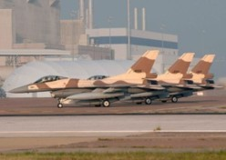 The final three of 24 F-16s are on their way to Morocco