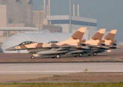 Arrivée des trois derniers des 24 F-16 commandés par Les Forces Royales Air