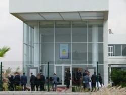 Inauguration de Ratier-Figeac Maroc pour l'assemblage des équipements Cockpit et Cabine