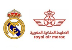 Accord commercial entre la Royal air Maroc et la Fondation Real Madrid