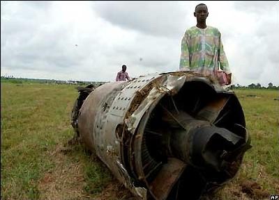 Les catastrophes aériennes continuent en Afrique.