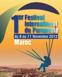 Premier festival International de Parapente au Maroc