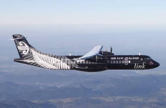 Air New Zealand reçoit le premier de ses sept ATR 72-600