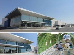 Usine de Bombardier à Queretaro inaugurée en Octobre 2012