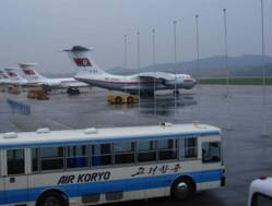 Accord aérien entre les Emirats Arabes Unis et la Corée du Nord