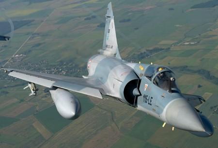 Le Mirage 2000 C français