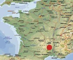 Crash d'un avion de fret militaire algérien au sud de la France