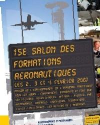 15ème salon des formations aéronautiques
