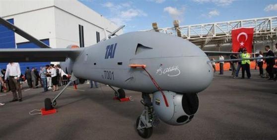 L'Egypte se dote de dix drones ANKA de fabrication turque