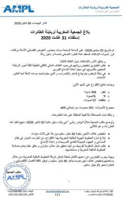Royal Air Maroc: Les pilotes pour une réduction de la masse salariale en échange de l'annulation des licenciements