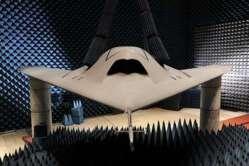 Premier vol du drone de combat européen nEUROn
