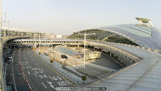 5ème: Aéroport Seoul Incheon