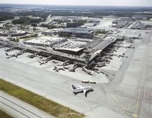 7ème: Aéroport Helsinki Vantaa