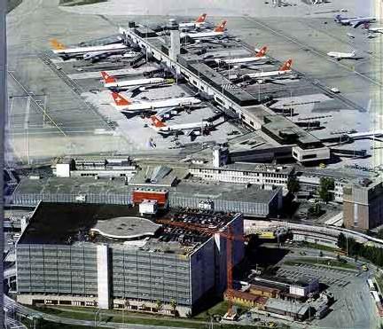 8ème: Aéroport de Zurich