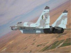 Crash de deux Mig de l'armée Algérienne dans la wilaya de Tlemcen