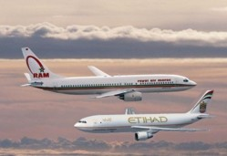 Royal Air Maroc and Etihad Airways extend their code-share agreement to Conakry