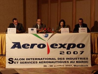 Conference de presse AeroExpo