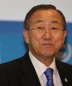 Ban Ki-moon remporte un prix offert par Royal AIr Maroc