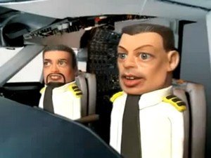 La complainte du Copilote (Poésie)