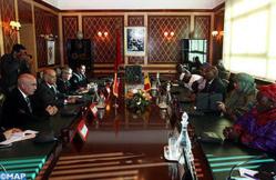 Rencontre à Casablanca sur la coopération dans le domaine du transport aérien entre le Maroc et le Mali