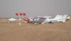 """Le premier rallye aérien """"Wahate"""" aura lieu avec une semaine de retard"""