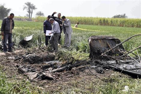 Egypte: 19 touristes victimes de l'explosion d'une mongolfière