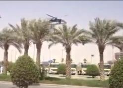 Arabie Saoudite: Décès d'un agent de la sûreté nationale après une chute depuis un hélicoptère