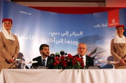Emirates inaugure le vol Alger-Dubai, sa 22e destination en Afrique