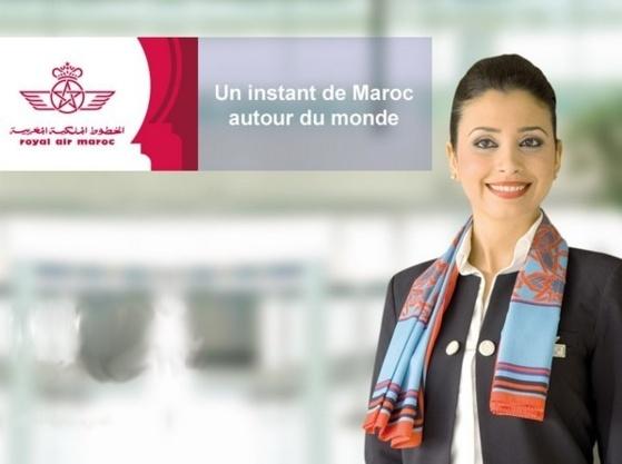 Royal Air Maroc Le Pourcentage Des Femmes Pilotes Supérieur à La
