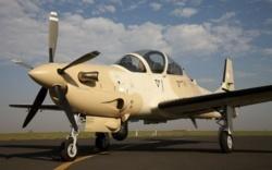 Crash d'un Tucano EMB 312F au nord de Nouakchot