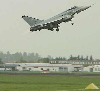 72 Eurofighter Typhoon pour l'Arabie Saoudite