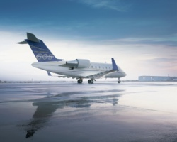 Bombardier prolonge la garantie de ses avions Challenger 605